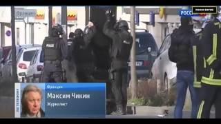 СРОЧНО! Во Франции снова захват заложников 16.01.2015