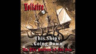 Voltaire music video This Ship's Going Down