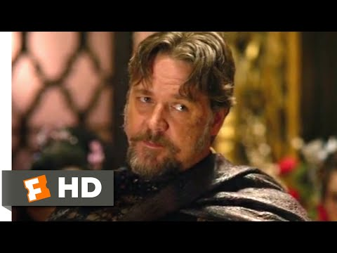 The Man With the Iron Fists (2012) - My Name is Mr. Knife! Scene (1/10)   Movieclips