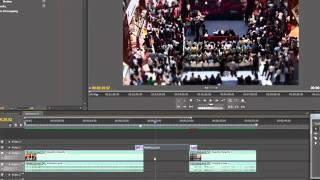 สอนการใช้โปรแกรม Premiere อย่างง่าย