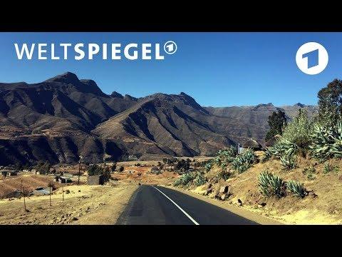 Lesotho: Afrikas Skiparadies - nur mit dem Niederschlag hapert es manchmal