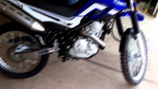 4. 2015 Yamaha XT 250 Walkaround Review