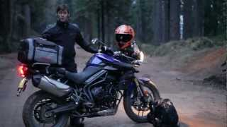 4. Triumph Tiger 800 - MotoGeo Review