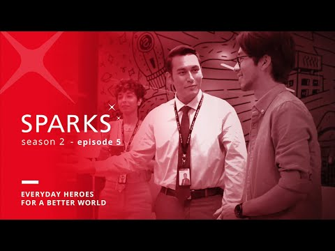 SPARKS | Season 2 Episode 5 : The Future of Our Past | DBS