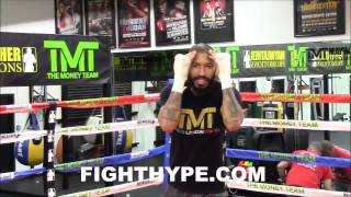 """ASHLEY THEOPHANE EXPLAINS WHY MAYWEATHER DEFENSE CAN'T BE DONE BY MOST; ADVISES """"LEARN BASICS"""""""