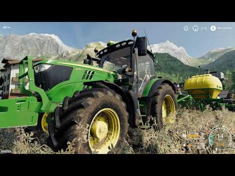 John Deere 2510H And John Deere 2510H Tank v1.0.0.0