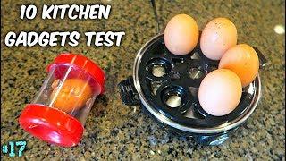 10 Kitchen Gadgets put to the Test - part 17
