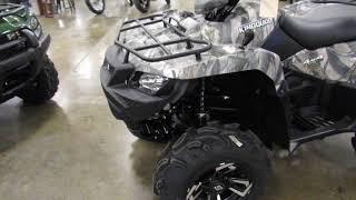 9. Romney Cycles 2017 Suzuki KingQuad 750AXi 4x4 Camo