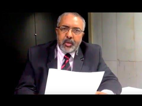 Mensagem do senador Paulo Paim...