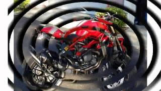 8. 2012 Ducati Monster 1100 EVO Features & Specification