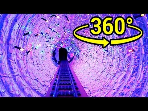 LEGO-junarata 360 videolla