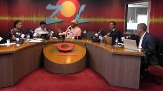 Trabajadores del Banco Central donan medio millón de pesos a #RadioMaratónZol