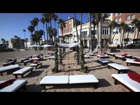 Behind the Scenes: Southern California Beach Wedding