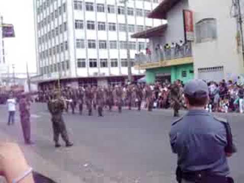 DESFILE MILITAR DE 7 DE SETEMBRO 2008 EM IMPERATRIZ (MA)