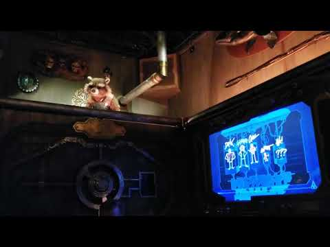 Guardians of the Galaxy - Mission Breakout,  Rocket's Intro
