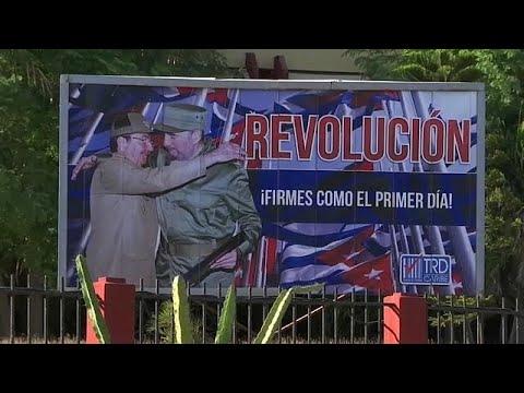 Kuba: Das Ende der Ära Castro - neuer Präsident Miguel  ...
