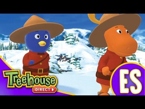 Video Los Backyardigans Dibujos Animados: 4-6 Episodios Para Niños - Compilación De 70 Mins download in MP3, 3GP, MP4, WEBM, AVI, FLV January 2017