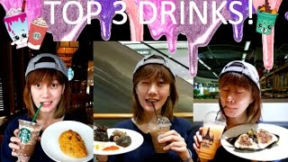 Video MY TOP 3 DRINKS MP3, 3GP, MP4, WEBM, AVI, FLV Oktober 2017