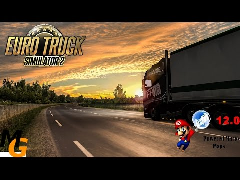 Mario Map v12.2 (1.27)