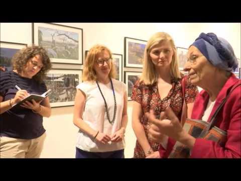 BEATRICE TRUSSARDI | La Terra Inquieta-visita Emma Bonino