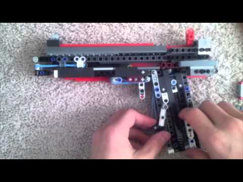 lego BC32 pistol (working)