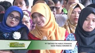Download Video DPR RI - PP TENTANG P3K HARUS UTAMAKAN NASIB TENAGA HONORER K2 MP3 3GP MP4