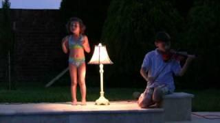 Video Are you sleeping (Campanero) in Spanish accompanied by Violin MP3, 3GP, MP4, WEBM, AVI, FLV Juli 2018