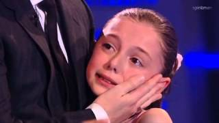 10-year old mentally collapsed on stage