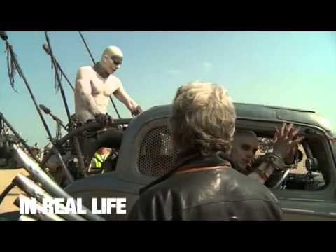 Mad Max: Fury Road'ın aksiyon sahneleri böyle çekildi
