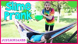 Video Slime Pranks On My Family / JustJordan33 MP3, 3GP, MP4, WEBM, AVI, FLV Juli 2018