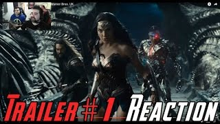 Video Justice League Trailer #1 Angry Reaction! MP3, 3GP, MP4, WEBM, AVI, FLV Oktober 2017