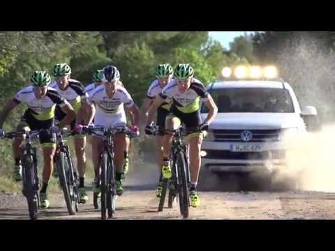 Momentos brillantes Temporada 2014: MULTIVAN MERIDA BIKING TEAM pedaleando con #ETMTBplus