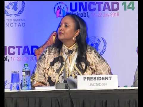 Business Today 25th July 2016 - UNCTAD 14 Resolutions