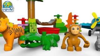 Download Lagu Jungla LEGO DUPLO (10804) Mp3