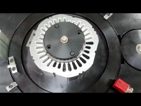 Máy chèn giấy Fim cách điện lớn nhỏ CJ 120