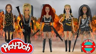 Play Doh Bad Blood Taylor Swift ft  Kendrick Lamar Inspired Costumes
