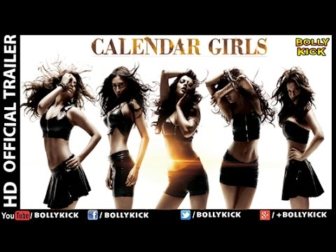 Calendar Girls Official Trailer | Hindi Trailer 2019 | Madhur Bhandarkar