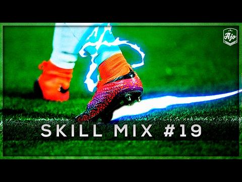 Insane Football Skills 2017 - Skill Mix #19   1080p   HD