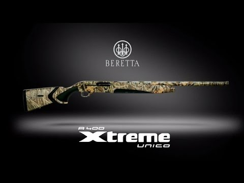 Beretta A400 Xtreme Magazine Extension Beretta A400 Xtreme Unico Camo
