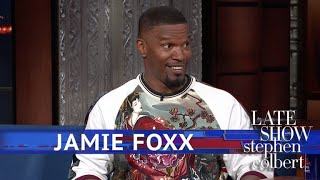 Video Jamie Foxx Explains The Origin Of 'Jamie Foxx' MP3, 3GP, MP4, WEBM, AVI, FLV Agustus 2018