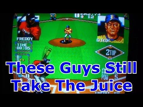baseball stars 2 neo geo cd