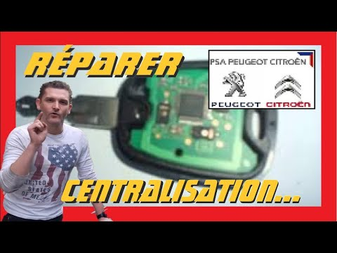 comment reparer fermeture centralisee clio 2