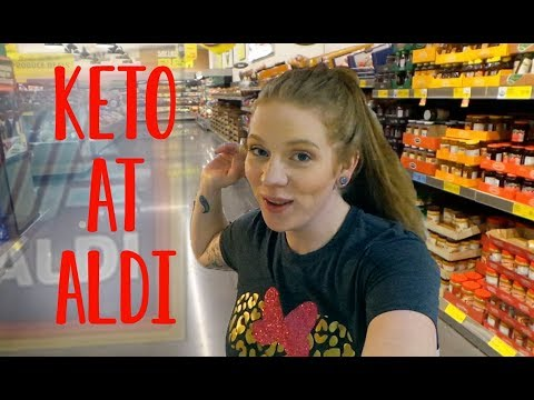 KETO Grocery shopping at Aldi's! | KETO What to buy!?