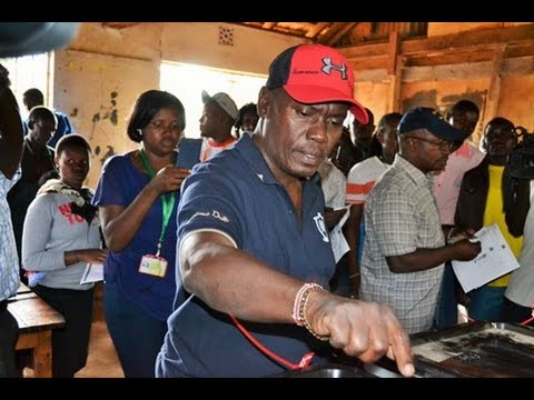 Seasoned politicians like me don't lose – Governor Kabogo (видео)