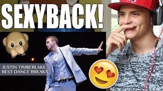 Video Justin Timberlake Best Dance Breaks REACTION MP3, 3GP, MP4, WEBM, AVI, FLV Juli 2018