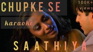 Video chupke se (sathiya) karaoke download in MP3, 3GP, MP4, WEBM, AVI, FLV January 2017