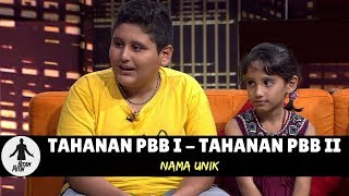"Video NAMA UNIK: ""TAHANAN PBB"" 