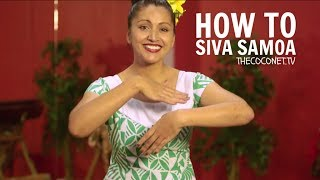 How To Siva Samoa with MaryJane Mckibbin-Schwenke, presented by The Coconet TV