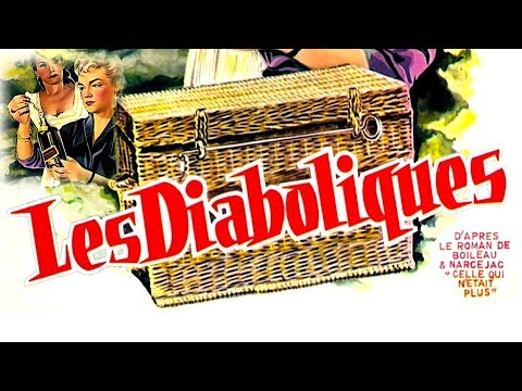 """THE DEVIL / Diabolique"" (1955) HD remastered English subtitles"