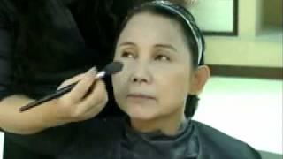 藝術聚坊2009-化妝造型技巧教學 Part III